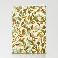 Flowers My Dear Stationery Cards