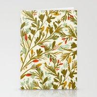 Flowers My Dear Stationery Cards