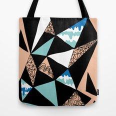 Crystalized I Tote Bag
