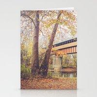 Ohio's Longest Covered Bridge Stationery Cards