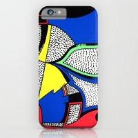 Print #8 iPhone 6 Slim Case