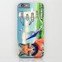 Starfox - F*CK YOU PEPPY… iPhone 6 Slim Case