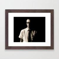 Medium Framed Art Print