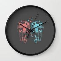 Probe Droid Lovin' Wall Clock