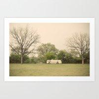 Lost In The Trees::austi… Art Print