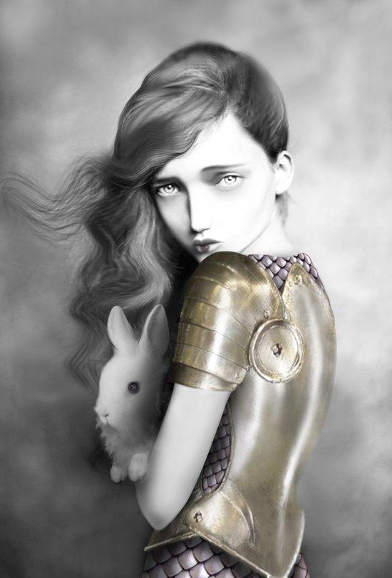 Alice Art Print