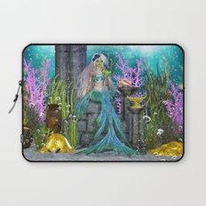 Mermaid Treasure Laptop Sleeve