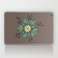 Sea Blossom Laptop & iPad Skin