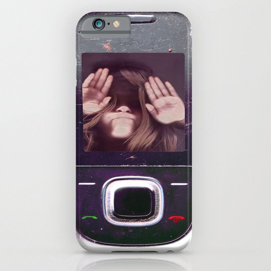 Help! get me out of here..........V3 iPhone & iPod Case