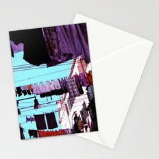 Hanging Laundry pt1 Stationery Cards