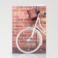 Beautiful Bike Stationery Cards