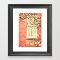 Hidden Lives Framed Art Print