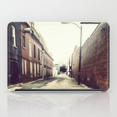 Diagonal Alley iPad Case