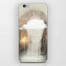 Raining Tears iPhone & iPod Skin