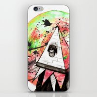 Sandman iPhone & iPod Skin