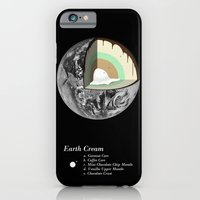 iPhone & iPod Case featuring Earth Cream by Speakerine / Florent Bodart