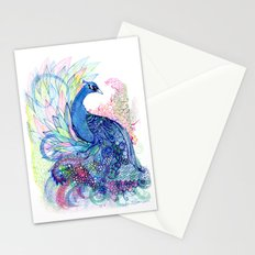 Blue Wild Stationery Cards