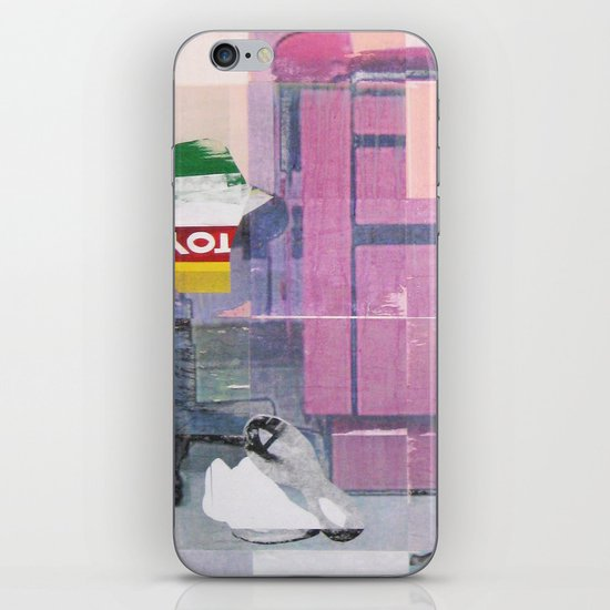 Caster Semenya's Gender Test iPhone & iPod Skin