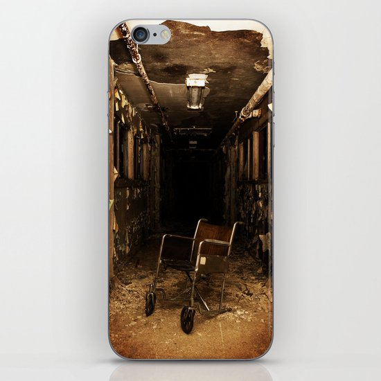 The Darkness Within iPhone & iPod Skin