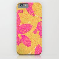 iPhone & iPod Case featuring Geo Floral by Aimee St Hill