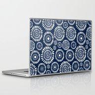 Flowers Daisies 1 Laptop & iPad Skin