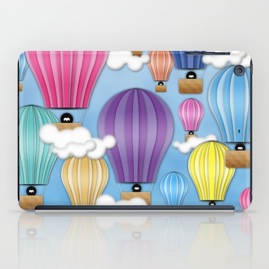UP! UP! AND AWAAAAAAYYY!  iPad Case