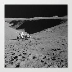 Lunar Vehicle  Canvas Print