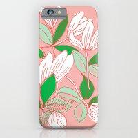Floating Tulips iPhone 6 Slim Case