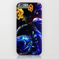 iPhone & iPod Case featuring Metroid Metal: Sector 1 by LightningArts