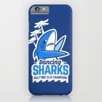 Dancing Sharks iPhone 6 Slim Case