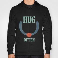 hug often Hoody