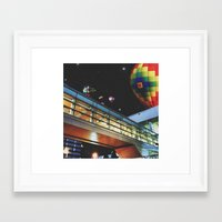 Dream With Your Eyes Ope… Framed Art Print
