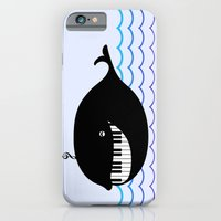 Whale  (water Proof Pian… iPhone 6 Slim Case