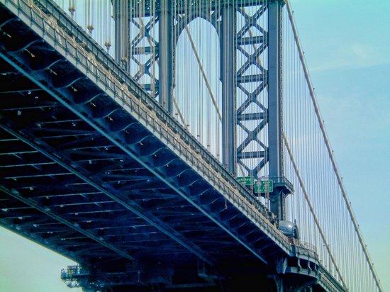 Manhattan Bridge - NYC Art Print