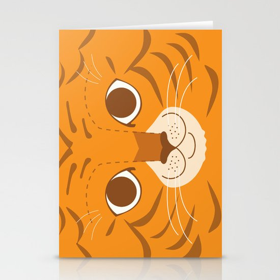 Little Tiger Stationery Card