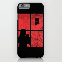 iPhone & iPod Case featuring A Strange Encounter by Niel Quisaba