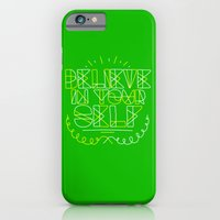 iPhone & iPod Case featuring Believe in yourself by Inkclear / Luis Redondo