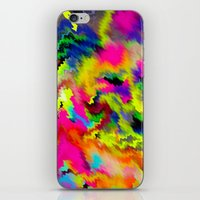 Arcade Wave iPhone & iPod Skin