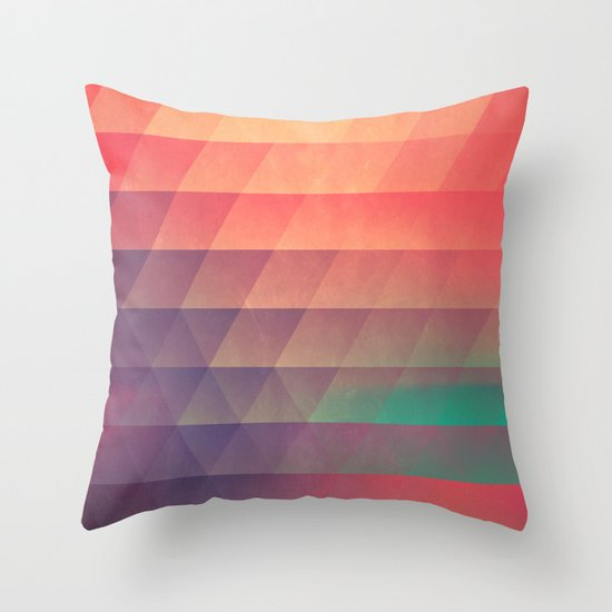 nww phyyzz Throw Pillow