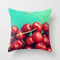 ReDelicious Throw Pillow