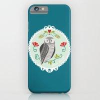 Piccola Damigella Gufo iPhone 6 Slim Case