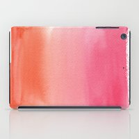 Summer Sunset iPad Case
