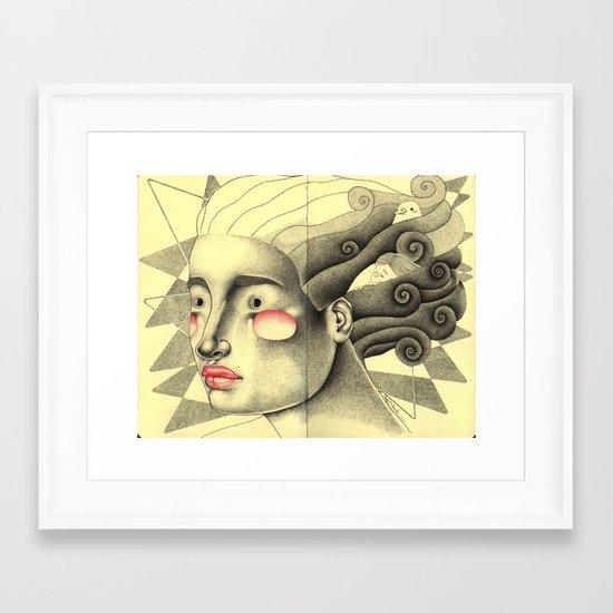 Company Framed Art Print