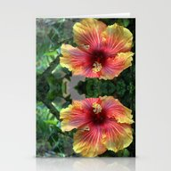 Joy In The Garden Stationery Cards