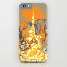 Smash! Zap!! Zooom!! - Butt-Chinned Captain Slim Case iPhone 6s