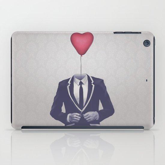 Mr. Valentine iPad Case