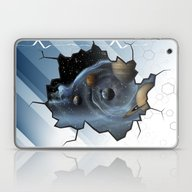 Continuous Living Laptop & iPad Skin