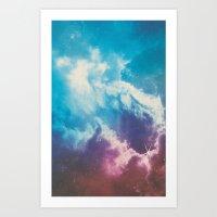 Nebula 2.5 Art Print