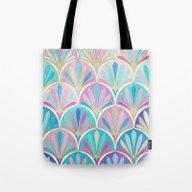 Glamorous Twenties Art D… Tote Bag