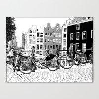 amsterdam II Canvas Print